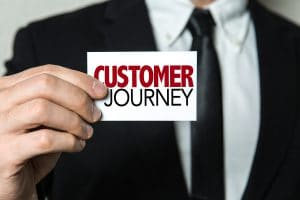 Customer journey influences your customer's experience