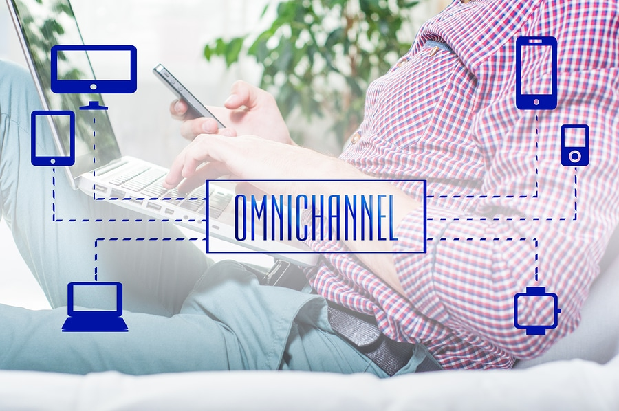 omnichannel support across devices