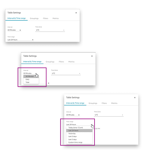 Schedule the reports to run automatically in Amazon Connect