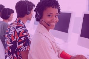 Service Cloud Voice support agent